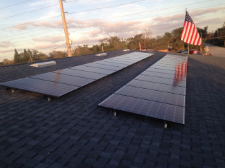 Solar Panel AC and Heating System Installation Cocoa FL