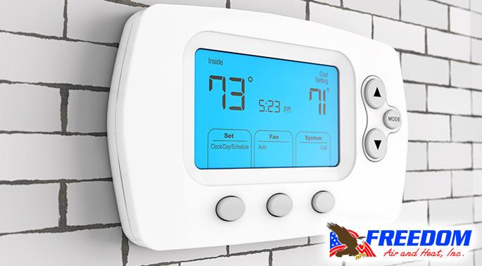 digital thermostat upgrade