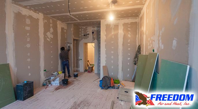 remodeling renovation HVAC