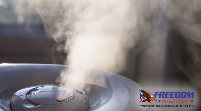 benefits of a whole-home humidifier system