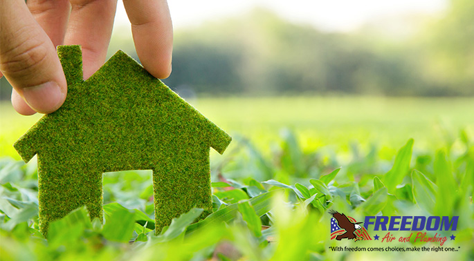 ways to be eco-friendly at home
